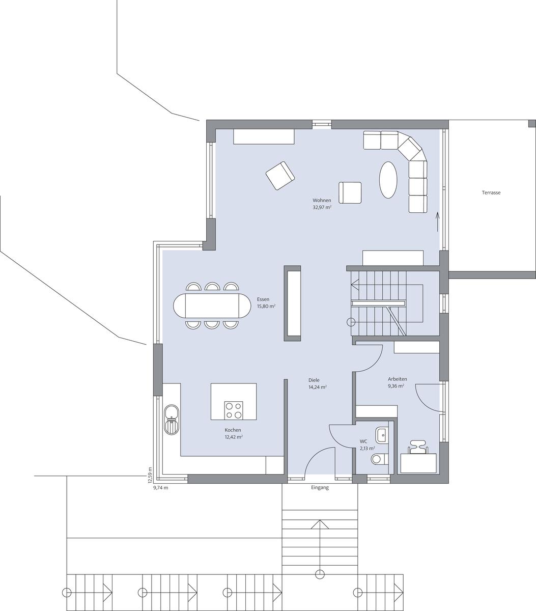 Haus-Messerschmidt_Grundriss_EG_bemasst-col20