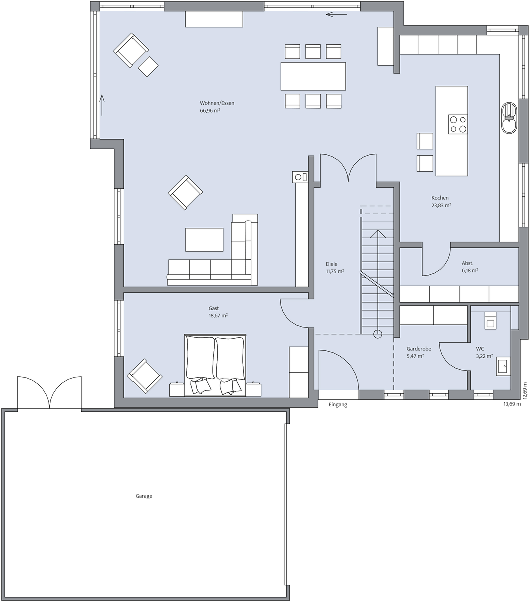 Haus-Toepfer_Grundriss_EG_bemasst_col19